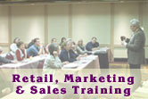Retail, Marketing & Sales Training